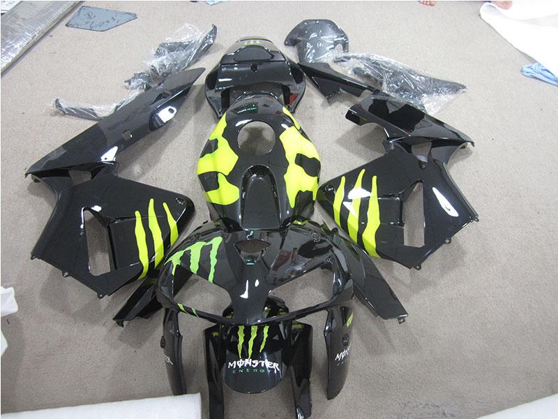 Honda Cbr600rr Fairing Set Mfc024 2005 2006