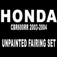 Honda CBR600RR Unpainted Fairing Set MFC367