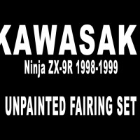 Kawasaki Ninja ZX-9R 1998-1999 Fairing Set MFC1450