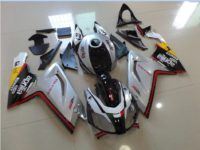RS125 2006-2011 SILVER BLACK RED