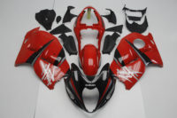 GSX-R1300 Hayabusa 1999-2007 RED AND BLACK 2