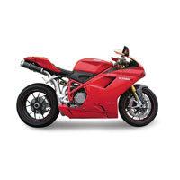 Ducati 1098 Fairings