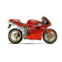 Ducati 996 Fairings