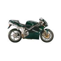 Ducati 998 Fairings